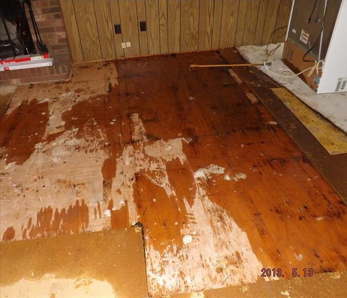 Water Damage in Advance NC