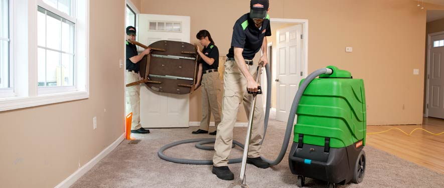 Advance, NC residential restoration cleaning
